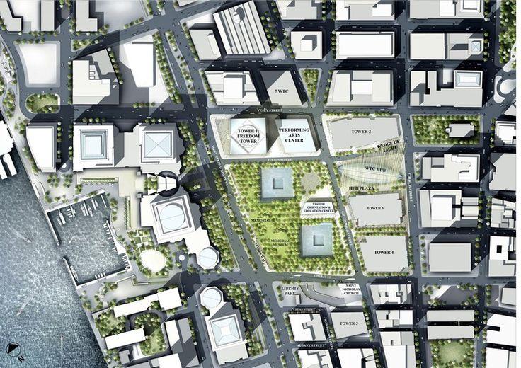 Ground Zero Master Plan © SDL