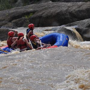 Get #wetandwild this #summer by booking a river #rafting trip down the #UmzimkhuluRiver with @Wild5Adventures MORE INFO ON OUR WEBSITE. LINK IN BIO.