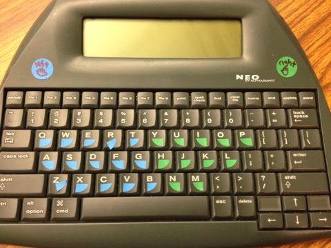 3 Ways to Adapt Keyboards to Promote Typing Skills