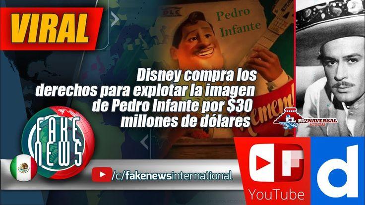 Disney compra los derechos para explotar la imagen de Pedro Infante por ...