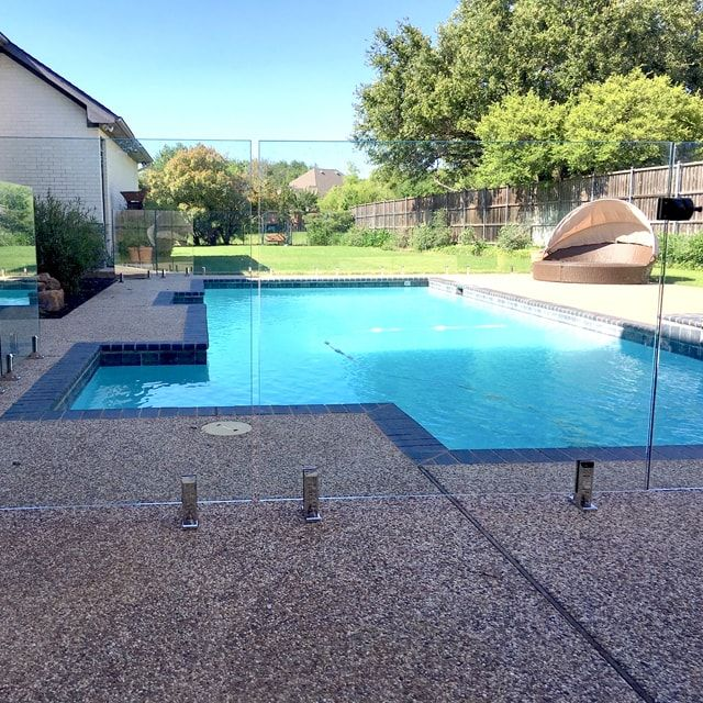 Image result for Glass Fencing Offers a Unique and Amazing Way to Protect Your Pool Area