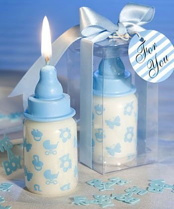 Blue Baby Bottle Candle Favors Blue Baby Bottle Candle] : Wholesale Wedding  Supplies, Discount Wedding Favors, Party Favors, And Bulk Event Supplies