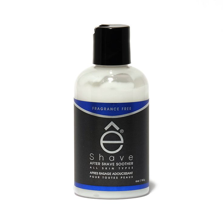 After Shave Soother Fragrance Free