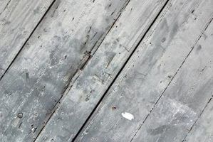 Taking the time to restore your wood deck can save you a lot of money.