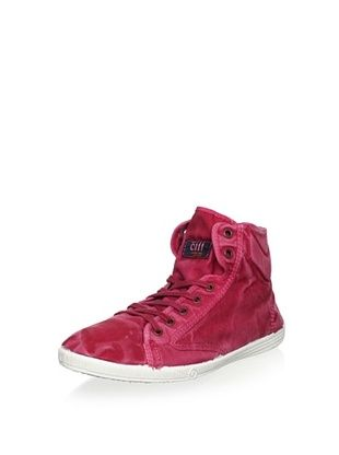 Natural World Men's Bota Sport Hi-Top (Red)