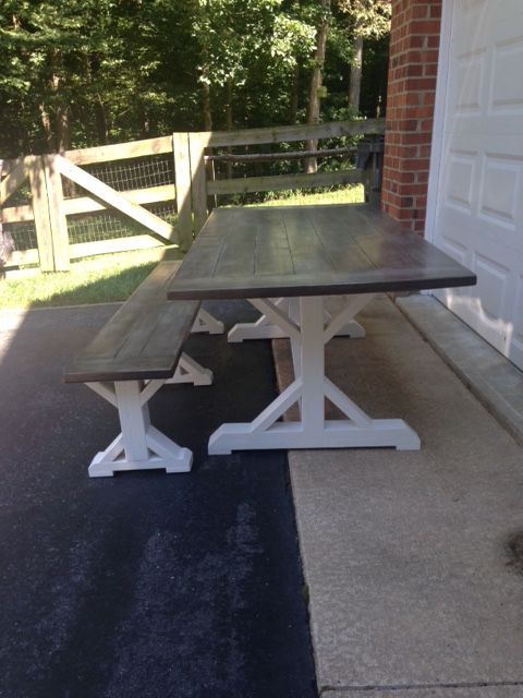 Farmhouse Table Rustic Farmhouse Tables for sale, serving Midlothian VA and greater Richmond VA Rustic Farmhouse Tables