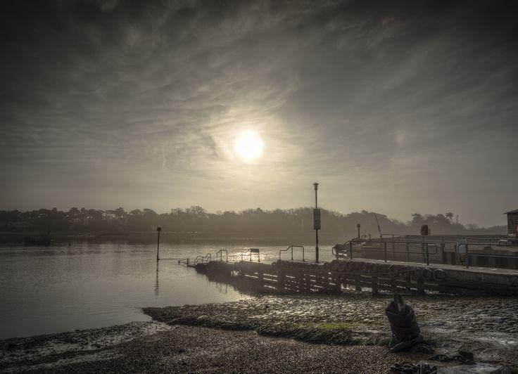 Ferry Dawn by Nigel Lomas on 500px