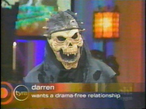 Oh Darren!