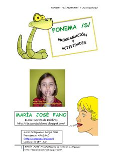 Desván de Palabras: FONEMA /S/
