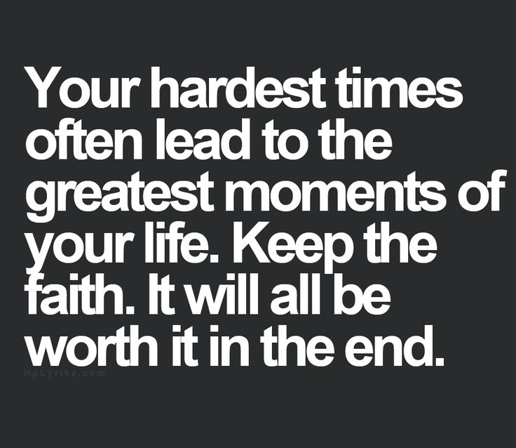Worth It Love Quotes: Quotes About Faith In Hard Times. QuotesGram