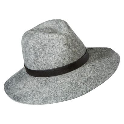 Limited Edition Wool Rancher Hat at Target - It is already marked down and very hard to find. The husband lucked out and found one for me. I love it!
