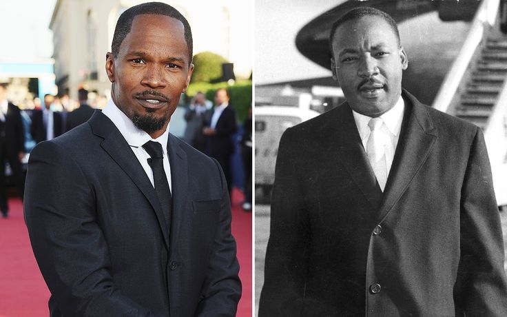 MRSHUSTLE NEWS: JAMIE FOXX TO PLAY MARTIN LUTHER KING JR. IN NEW BIOPIC
