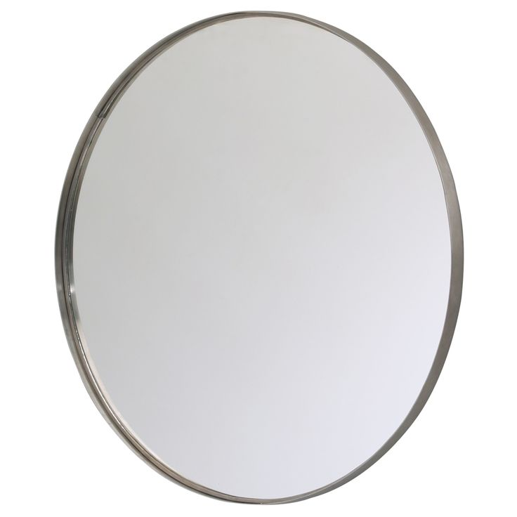 GRUNDTAL Mirror - IKEA  Will make a restoration hardware captains mirror from this. 34.99! Tutorial on house and home.com