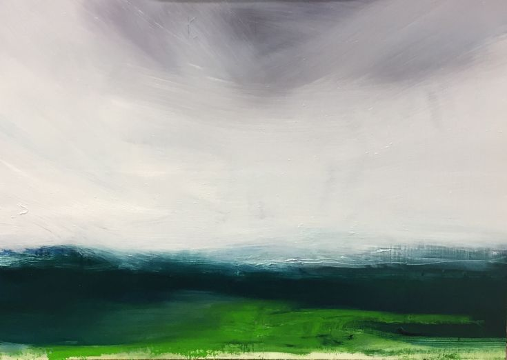Land and Sky by Lily Rigby