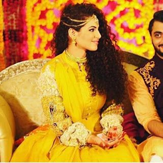 Annie Khalid wedding pictures ! gets married to long-term fiancé, Saad Ahmed !   Pakistani Showbiz Buzz Industry   Latest News