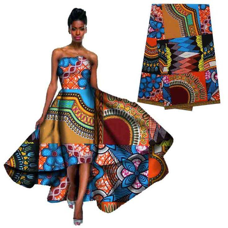 tissu africain tours