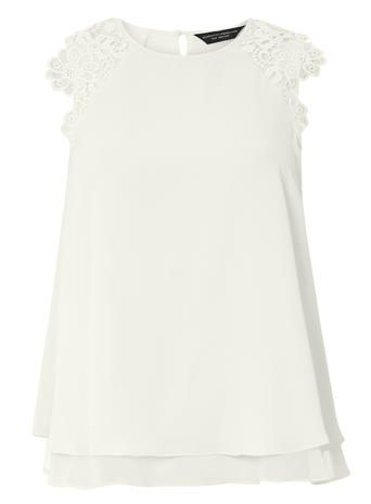 Dorothy Perkins Babydoll Double Layer Top - Google Search
