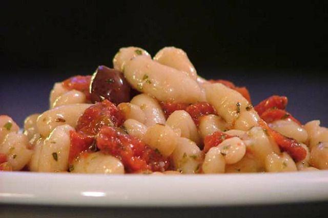 """""""Ricette verdi"""": le mezze penne olive e fagioli - Non Sprecare"""