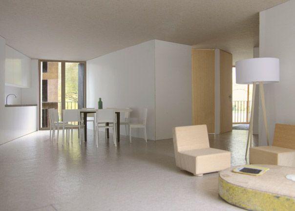 Areal Rosengarten | pool Architekten Zürich