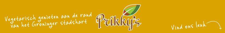 Prikky's | Plantaardig eetcafé Groningen - Prikky's is een eetcafé in oprichting. Het is onze bedoeling om een fris en ontspannen eetcafé neer te gaan zetten, waar heerlijk plantaardig gegeten kan worden. Met de gerechten die geserveerd gaan worden is het de bedoeling om een geheel nieuwe smaaksensatie aan het plantaardig eten te geven en zoveel mogelijk gebruik te maken van biologische en verantwoorde (streek) producten.