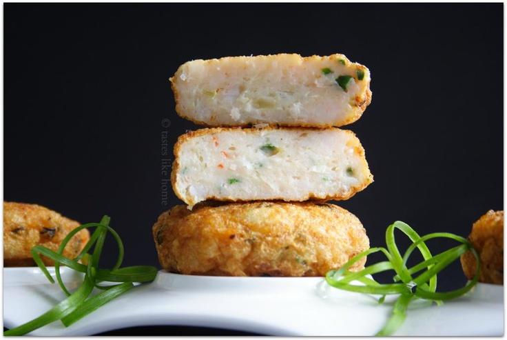 Shrimp Cakes | Seems a little fishy! ;p | Pinterest