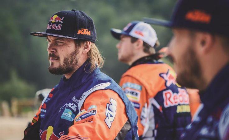 """Dakar - Toby Price: """"Será uma prova difícil devido à navegação e altitude"""""""