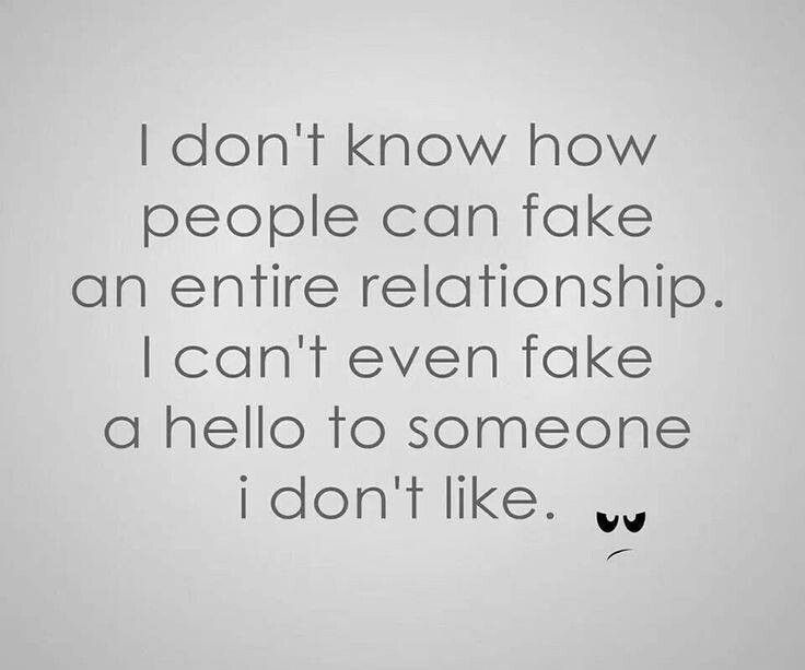 Quotes About Fake Relationships: Best 25+ Fake Girls Ideas On Pinterest