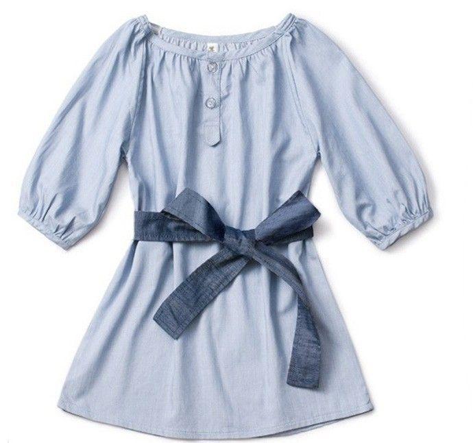 baby girls dress children costumes toddler clothing kid clothes short sleeve high quality Adorable Classy nova kiz bebek fille
