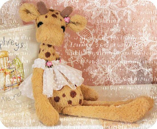 45 besten жирафы Bilder auf Pinterest | Stuffed animals, Creative ...