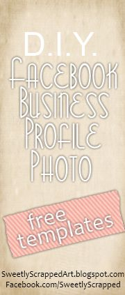 Facebook Business Page Profile Photo Templates