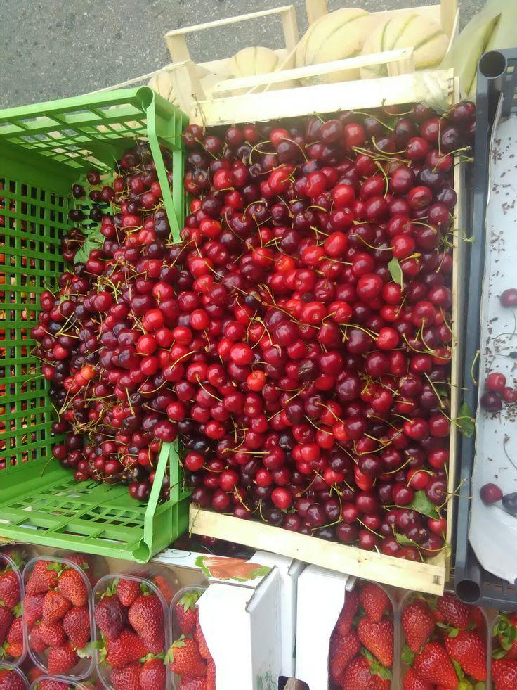 Mercato della frutta di Sessa Aurunca  Caserta