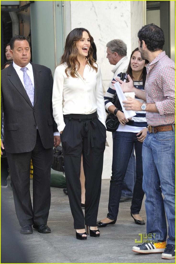 Jennifer Garner, i want those pants