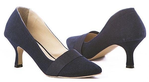 Sepatu High Heels Wanita formal/Sepatu Pantofel-Kerja-Terbaru-branded GS 5022