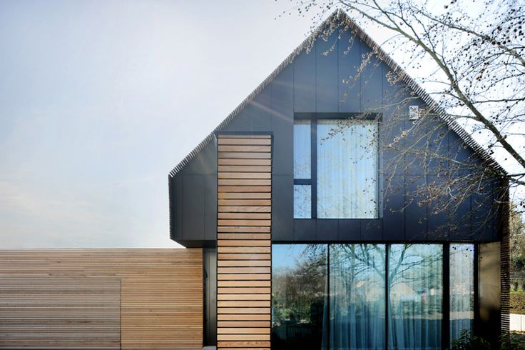 Steinmetzdemeyer maison keiffer ultimate housing for Architecture 54