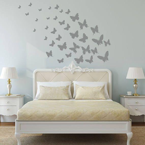 Butterfly Wall Art Die Cut Butterflies Wall Butterflies Nursery Decor Nursery Wall