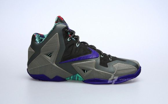 Nike LeBron 11 Terracotta Warrior Detailed Pictures