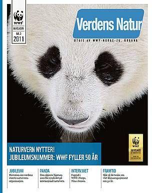 WWF-Norges medlemsblad Verdens Natur kommer ut fire ganger årlig. Det inneholder nyheter, reportasjer og unike bilder fra WWFs arbeidsområder i hele verden. Bladet distribueres til alle medlemmer og samarbeidspartnere.