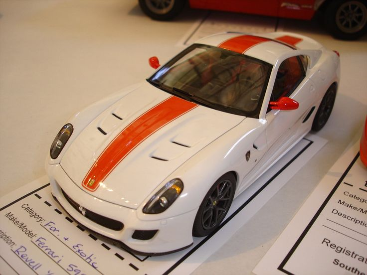 Photo by Gary Kolchock Southern Nationals 2014 Revell