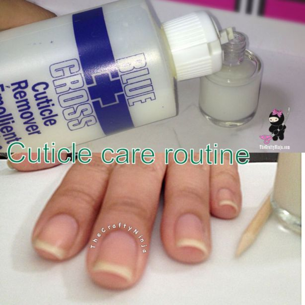 Nails Cuticle Care