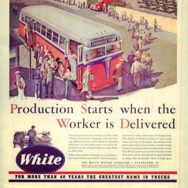 Alle Größen   #white #motor #coaches #bus #buses #trucks #industry #jobs #america #americana #american #transit #transportation   Flickr - Fotosharing!