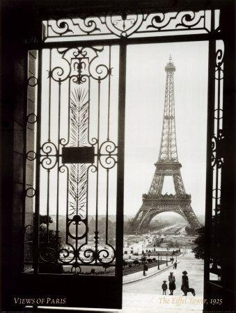 Paris, vintage style