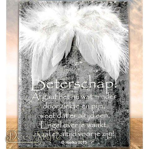 SLC Gedichtentegel Angel - BETERSCHAP