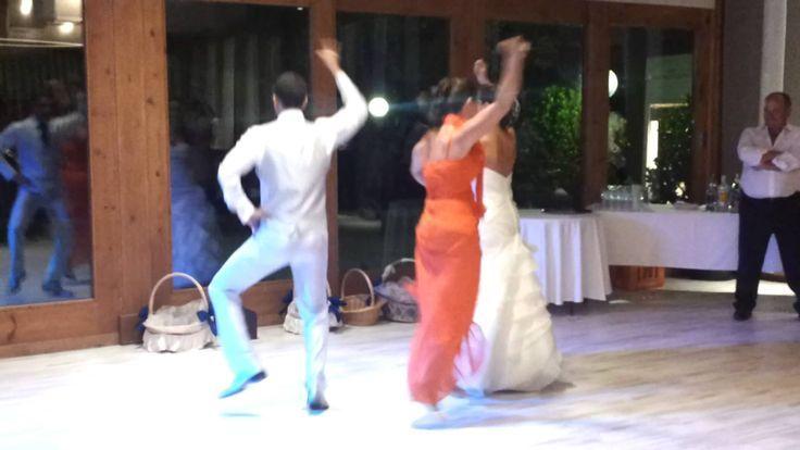 Primer baile de boda divertido. #CoreografiaBoda