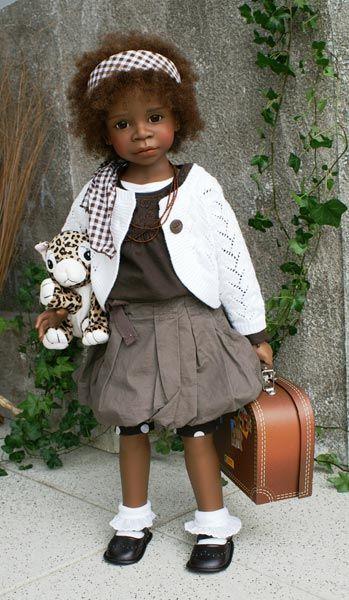 CHARLEEN.......Angela Sutter Dolls