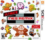 $25 used Take on a rapid-fire onslaught of challenges and mash-ups from 16 of Nintendo's finest 8-bit games! Test your skills on a gauntlet of quick, tricky challenges and remix stages that combine parts of different games. The best mix of titles from the NES Remix and NES Remix 2 games is on Nintendo 3DS. Now you're playing with PORTABLE power!