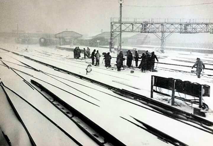 Clapham Junction. 1963.