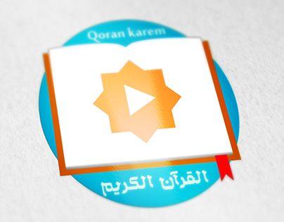 "Check out new work on my @Behance portfolio: "" Qoran karem app logo"" http://on.be.net/1MxBDn8"