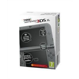 New Nintendo 3DS XL Nero Metallico