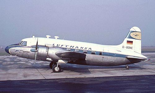 Lufthansa Viking