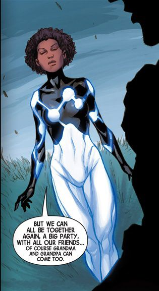 Captain Universe - Marvel Comics